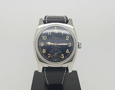 "Vintage Longines ""Tartarugone"" for Czech Military Aviators Pilots Watch Ref 3582"