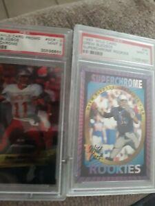 1993 football  Rookie  PSA Lot