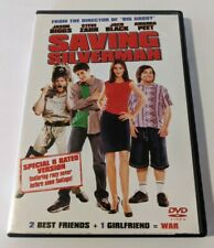 Saving Silverman (Dvd, 2001, R-Rated Version, Widescreen) w/Never Before Seens.