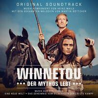 OST/ HEIKO MAILE - WINNETOU: DER MYTHOS LEBT   CD NEU