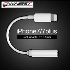 Headphone Earphone Headset Lightning Adapter Converter Port For iPhone 7 7 Plus