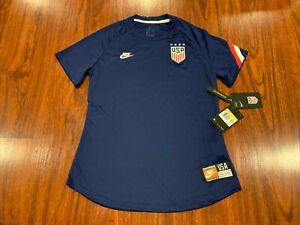 2019-20 Nike Women's United States Pre Match Soccer Jersey Small S US USA USWNT