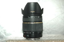 Tamron 18-200mm F/3.5 -6.3 XR LD Aspherical lens with UV FILTER