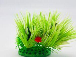 Artificial Water Green Plant Grass for Fish Tank Aquarium Decor Ornament