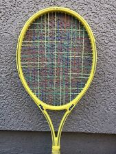 Prince Spectrum Comp 110 Limited Edition yellow tennis racket 4 3/8