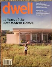 Dwell 15 Years Of The Best Modern Homes. Dream Homes Oct 2015 FREE SHIPPING