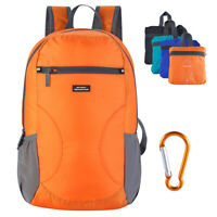 Lightweight Packable Backpack Waterproof Hiking Daypack Foldable Travel Bags