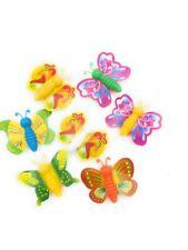 12x Schmetterling mit Schlüssel fliegen Mitgebsel Kindergeburtstag Tombola Neu