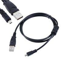 USB Data SYNC Cable Cord Lead For Sony Camera Cybershot DSC-W510 b W510s W510p/r