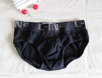 Men Underwear Pouch Bulge Enhancing Cotton Original Briefs without Ring