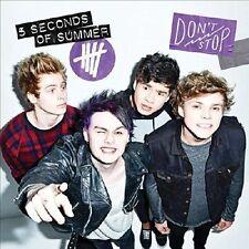 Don't Stop [Australian Bonus Stickers] by 5 Seconds of Summer (CD, Jun-2014)