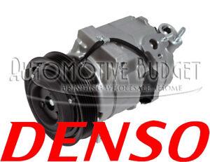 A/C Compressor w/Clutch for Ram Pickup 1500 2500 3500 4500 5500 - NEW OEM