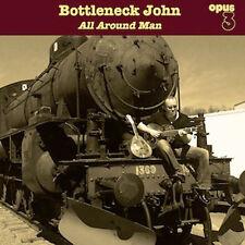 Bottleneck John/All Around on-Vinyle LP 180 g audiophil