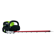 "New GreenWorks Pro Ght80320 80V 26"" Cordless Hedge Trimmer, Battery & Charger"
