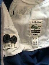 Lacoste Blue Chino trousers
