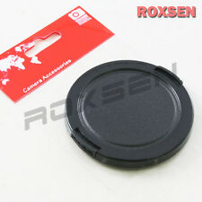 55mm Plastic Snap on Front Lens Cap Cover for DC SLR DSLR camera DV Canon Nikon