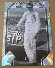 2012 PRESS PASS NASCAR TOTAL MEMORABILIA B/W #46/99 RICHARD PETTY THE KING STP