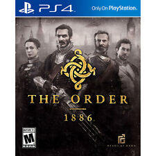 The Order: 1886 PS4 [Brand New]