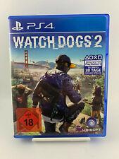 PS4 Spiel / Watchdogs 2 / PS 4 Spiele / Playstation 4 / Gebraucht