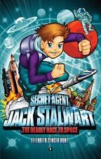 Secret Agent Jack Stalwart: Book 9: The Deadly Race to Space: Russia-ExLibrary