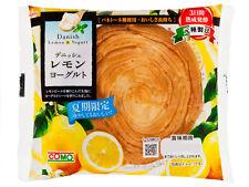 Como, Japanese Bread, Danish Lemon Yogurt, Seasonal Limited, S5