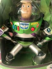 Disney Store D23 LE Toy Story 25th Anniversary Talking Buzz Lightyear Figure