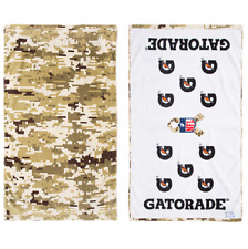 """GATORADE NFL CAMOFLAUGE SPORTS TOWEL -  """"Great For All Sports"""" *NEW"""