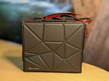 The Rook Travel Bag for Nintendo Switch  Polygon Carrying Case Hyperkin M07289