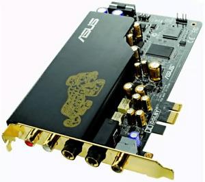 ASUS PCI, PCI Express x1 (XONARESSENCESTX) Sound Card