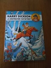 Harry Dickson: La conspiration fantastique-T6-C-EO-1999