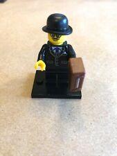 Lego Minifigures Series 8 Businessman w/ Briefcase 8833 Authentic