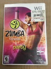 Zumba Fitness Join The Party For Nintendo Wii