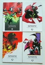 Spawn Origins Collection Vol. 1 2 3 & 4 *S&D* Image Graphic Novel Comic Book Lot