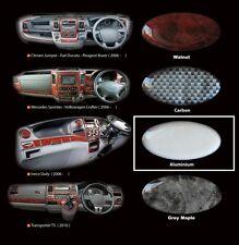 VW Transporter T4 dashboard PROTECTOR alluminio copertura 1998 al 2003 (18 PC)