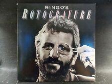 Ringo's Rotogravure by Ringo Starr (Atlantic SD 18193) Gatefold LP VG+/VG+