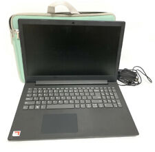 Lenovo 130-15AST 15.6 inch (440GB, AMD A6, 2.60 GHz,4 GB) Laptop -Black- Win 10
