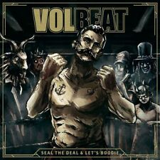 VOLBEAT - Seal The Deal & Let's Boogie, 1 Audio-CD