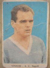 VINICIO NAPOLI FIGURINA ATD 23 LO SPORT ITALIANO CALCIO ALBA TORTONA 1959/60