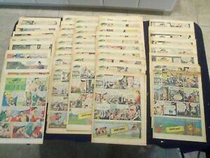 1966-1968 TALES OF THE GREEN BERET COLOR COMICS - LOT OF 149 - NP 5254