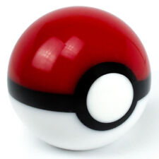 POKEMON POKE BALL ROUND RARE GUMBALL SHIFT KNOB POKEBALL AUTOMATIC 10x1.25 K35