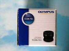Olympus Like new TCON-T01 Tele Converter Convertisseur TG 2 3 4 5 6