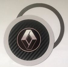 Self-Adhesive with Double Sided Logo! RENAULT CLIO SPORT  TAX DISC HOLDER