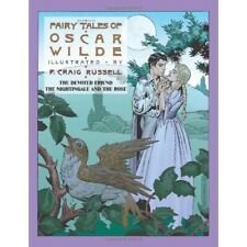 Fairy Tales of Oscar Wilde: The Devoted Friend and the  - Paperback NEW Russell,