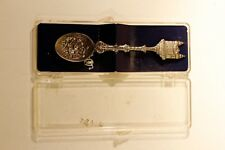 Vintage Heart Castle Monument San Simeon California (Collectible Spoon, 4.5-in)