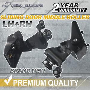 For Hyundai iLoad iMax Left & Right Sliding Door Middle Roller Bracket 2007-2020