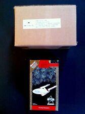 Star Trek 1991 USS Enterprise Hallmark Ornaments SET OF 3-2 Boxed,rare CHRISTMAS
