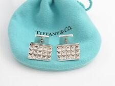 Tiffany & Co RARE Silver Moderne Cuff Links Link Cufflinks Cufflink!