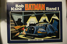 9.0 VF/NM BATMAN NEWSPAPER STRIPS FROM 1940 KANE EURO VARIANT DETECTIVE STRIPS