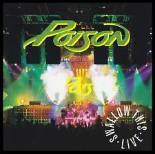 POISON - SWALLOW THIS : LIVE! CD ~ BRET MICHAELS *NEW*