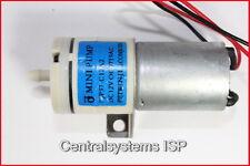 12V Kleine Luftpumpe - Miniatur elektrische Luftpumpe - Pumpe - Kompressor